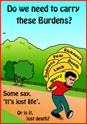 Tracts: Burdens 50-pack