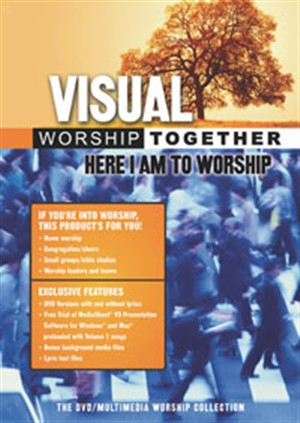 Worship Together: Here I am to Worship DVD-ROM