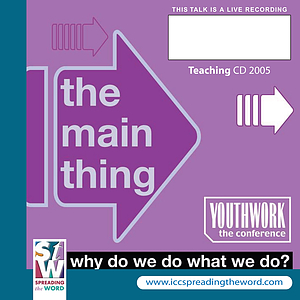 Working with 11 - 14's a talk by Phil Glover & John Hawksworth