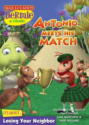 HAF Antonio Meets His Match DVD