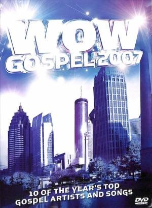 Wow Gospel 2007 Dvd-Audio