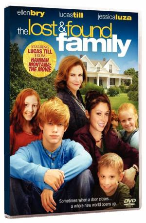 Lost And Found Family Dvd-Audio