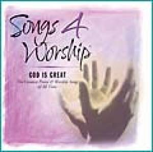 God Is Great Songs 4 Worship CD