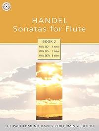 Handel, Sonatas for Flute: Book 2