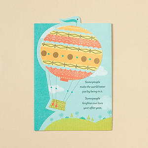 Colors of Compassion - Birthday - 6 Premium Cards