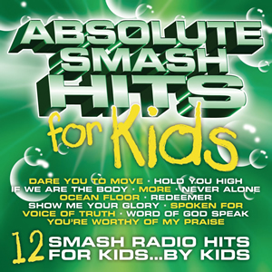 Absolute Smash Hits For Kids Cd