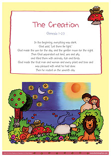 The Creation Poster