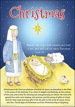 Festival Poster - Christmas
