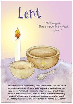 Festival Poster - Lent