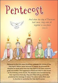 Festival Poster - Pentecost