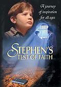 Stephen's Test Of Faith DVD