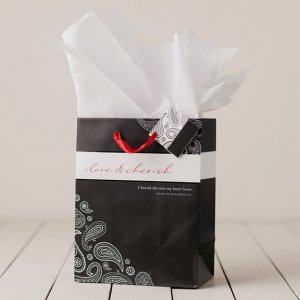 Mr. & Mrs. - Medium Gift Bag