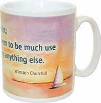 Miracle Mugs I Am An Optimist