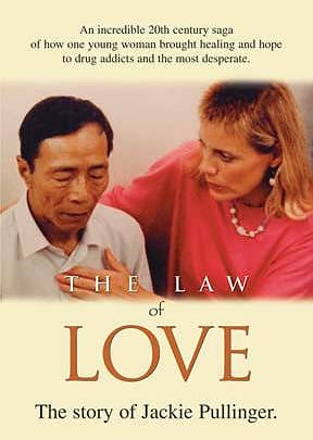 The Law Of Love: The Story Of Jackie Pullinger DVD