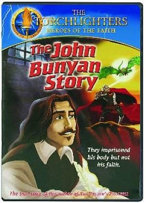 Torchlighters: The John Bunyan Story DVD