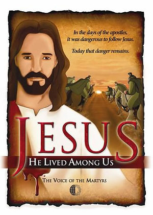 Jesus: He Lived Among Us DVD