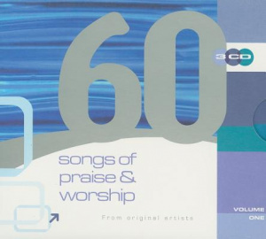 60 Songs Of Praise And Worship : 3 CDs