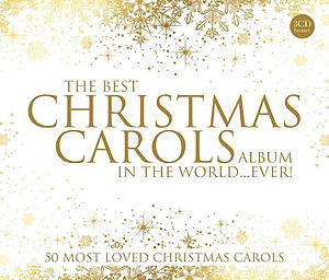 Best Christmas Carols Album In The World Ever
