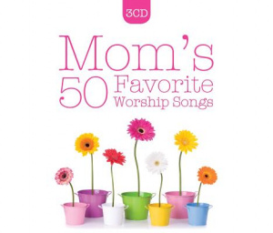 Mum's 50 Favourite Worship Songs 3CD Box Set