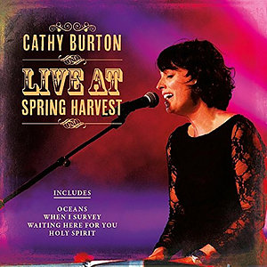 Cathy Burton Live At Sh Cd