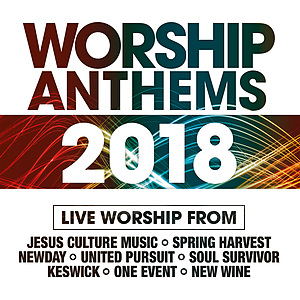 Worship Anthems 2018 CD