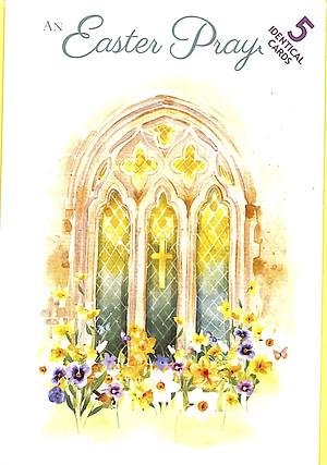 An Easter Prayer Cards Pack of 5