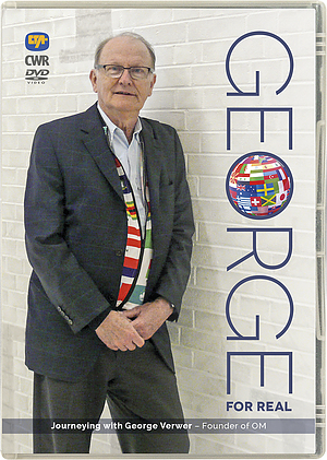 George for Real DVD