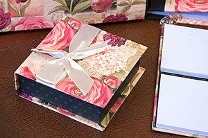 Summer Garden - Memo Box