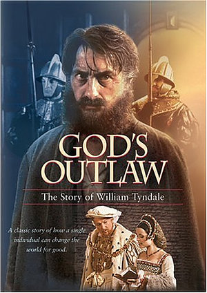 God's Outlaw - The Story Of William Tyndale DVD