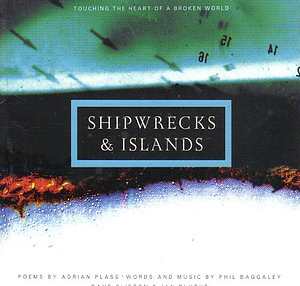 Shipwrecks and Islands CD