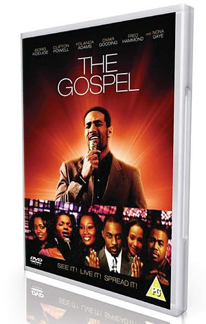 The Gospel DVD