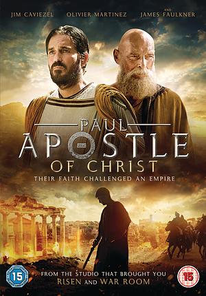 Paul Apostle Of Christ DVD