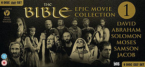 Bible Series Epic Collection Vol 1 (6 DVD)