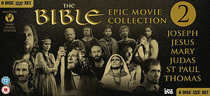 Bible Series Epic Collection Vol 2 (6 DVD)