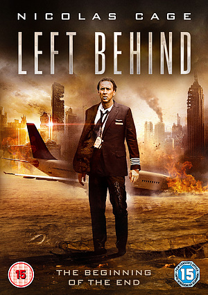 Left Behind DVD