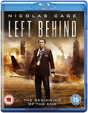 Left Behind Blu Ray
