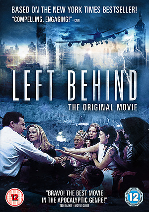 Left Behind: The Movie Original DVD