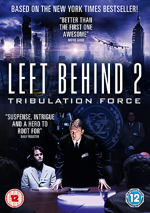Left Behind 2: Tribulation Force (2002) DVD