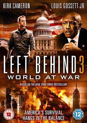 Left Behind 3: World At War DVD