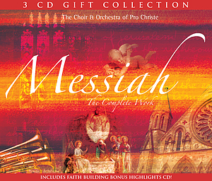 The Messiah - The Complete Work 3CD Gift Collection