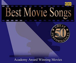 BEST MOVIE SONGS 3CD