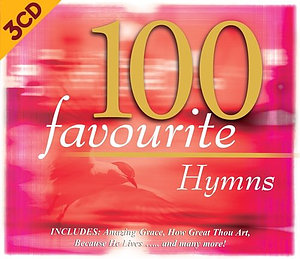 100 Favourite Hymns 3 CD