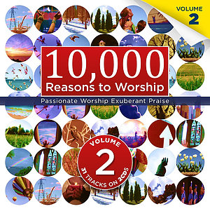 10,000 Reasons to Worship Vol. 2 CD