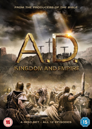 A.D. Kingdom and Empire DVD