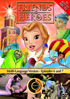Friends and Heroes Episodes 6-7