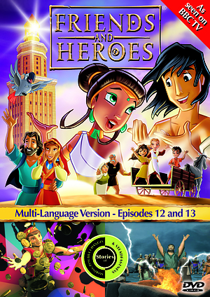 Friends and Heroes Episode 12-13