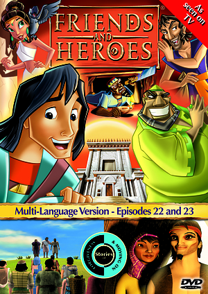Friends and Heroes Episode 22-23