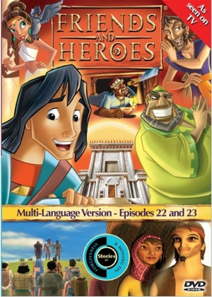 Friends & Heroes Ep 22-23 Dvd