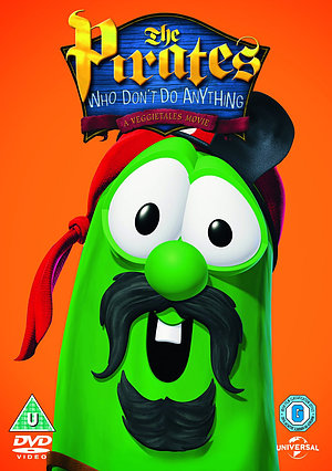 The Pirates Who Don't Do Anything DVD