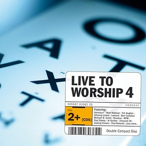 Live To Worship 4 Double Cd
